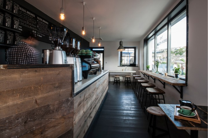 Anna Hart Design Cafe Interior Design Brew House Origin Coffee